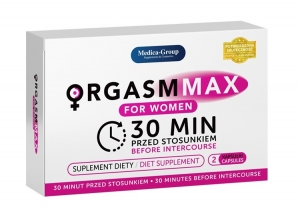 Medica-Group ORGASM MAX FOR WOMAN