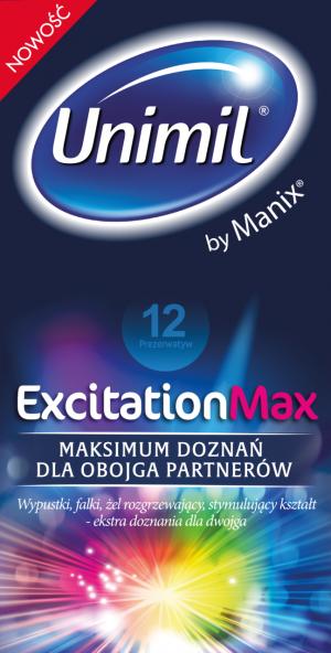 UNIMIL EXCITATION MAX 12 ks