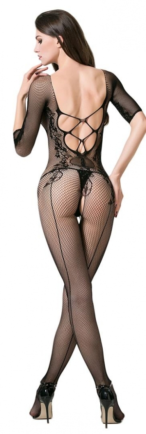 SVŮDNÝ BODYSTOCKING NIGHT FANTASY