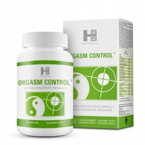 Sexual Health Series Orgasm Control 60 tbl