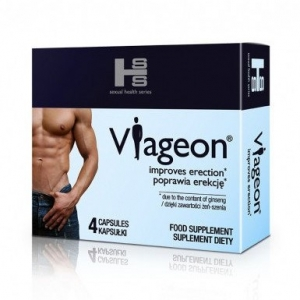 Sexual Health Series Viageon 4 tablety